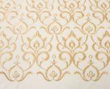 Goldene Garten-Stickerei-Sommer-Gebrauch-Bettwäsche-Sets