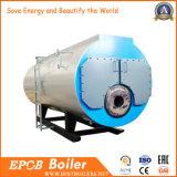 Escudo inoxidável, diesel instalado fácil ou calefator de água do gás