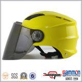 夏季休暇の女性(HF315)のための半分の表面オートバイのヘルメット