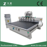 Ferramenta da maquinaria de Woodworking do CNC dos eixos de China multi