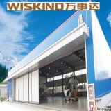Prefabricados de estructura de acero marco de acero Almacén