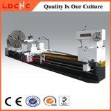Máquina manual horizontal do torno da luz da elevada precisão Cw61125 para a venda