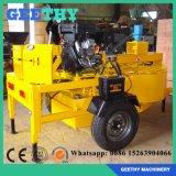 M7mi blockierenziegelstein-Maschine Dieselmotor-Kenia-Hydraform