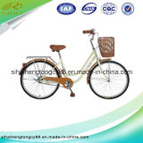 26''europen Type Steel Bicycle / Bike for Woman (SH-C010)