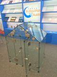 vetro temperato di 4-19mm usato come mobilia