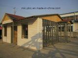La casa prefabricada prefabricada de la casa del bajo costo contiene hogares prefabricados