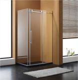 Cabine de venda quente do chuveiro do Semi-Frame do banheiro dos mercadorias sanitários de China (YT-403CR)