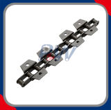 C печатает стальную аграрную цепь на машинке при приложения (приложенные в конструкции)