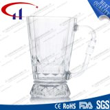 Sell quente copo 150ml de vidro gravado para o café (CHM8158)