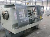 Труба PVC CNC высокой точности малая продевая нитку Lathe Cqk130
