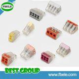 방벽 단말기 Block/PCB 끝 구획 또는 Pluggable 끝 구획 (FB306-5.0)