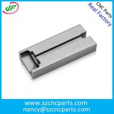 Алюминиевая часть машины для частей машины CNC автомобиля