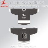 Camisa Healong Nueva completa Sublimación por mayor de los jerseys del hockey