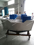 Bello crogiolo materiale di lega di alluminio utilizzato in grande mare