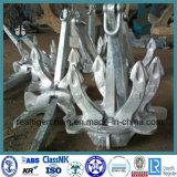 Het gietende Anker van de Zaal van het Schip van Stockless van het Staal met Certificaat