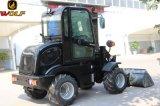 판매를 위한 신형 Zl08 Wl80 힘 바퀴 로더