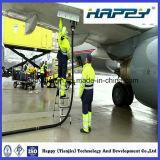 Mangueira de reabastecimento do jato de Gasolines dos aviões