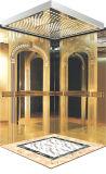 Elevador do passageiro da manufatura do elevador com tecnologia Gearless de Japão do uso da tração (FJ8000-1)