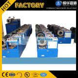 中国の製造者の省エネ油圧ホースのひだが付く機械か使用された油圧ホースひだが付く機械Dx-68
