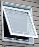 Rivestimento di alluminio superiore di Doorpowder della finestra di scivolamento, rottura termica, anodizzante, argento che lucida, polacco dorato