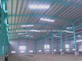 前設計された速いインストール鉄骨構造の倉庫