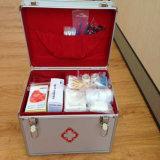 의학 알루미늄 금속 Multiwall 구급용 케이스 상자