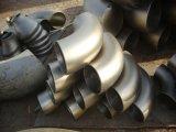 Montaggio di tubo saldatura testa a testa 90lr della saldatura Ss304, montaggio di tubo 90lr