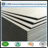 El cemento de la fibra sube al tipo tarjeta del silicato del calcio