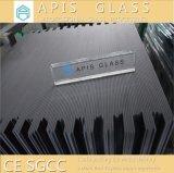 3-12mm de vidrio templado / cristal blindado / vidrio reforzado / stalinite Vidrio / Vidrio endurecido