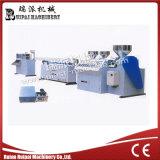 RP-vorbildliche Tricolor Plastikgetränk-Stroh-Maschine