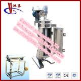 Machine tubulaire de centrifugeuse pour la séparation d'huile de noix de coco