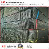 Tubo d'acciaio rettangolare del carbonio comune con alto Quanlity