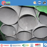 Tubulação de aço inoxidável da venda ASTM A213/312 201 314 quentes