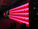 段階の使用料、ビデオ・ディスプレイのためのダイカストで形造るアルミニウムが付いているフルカラーの屋外LEDスクリーンP5.95