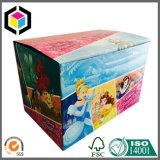Штейновая прокатанная коробка Corrugated подарка упаковывая