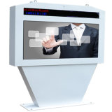55 Zoll - hohe Helligkeit WiFi androides Windows, das Kiosk im Freienled-Bildschirmanzeige bekanntmacht