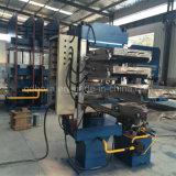 Fußboden-Fliese-vulkanisierenmaschine, Gummifliese, die Maschine herstellt