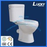 Keramische 2 Stück-Badezimmer-Toilette für große Verkaufsförderung