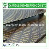 12mm/15mm/18m m imprimieron la madera contrachapada hecha frente película de la insignia