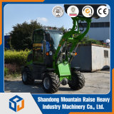 Mini Farm Machine Zl08 Wheel Loader com Ce EPA