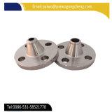 ASTM A182 304/316L RFのステンレス鋼の溶接の首のフランジ