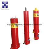 Parte frontal que trabalha o cilindro hidráulico para a venda