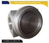 Soem, das geschmiedete hydraulische Stahlteile für Hydrauliköl-Zylinder maschinell bearbeitet