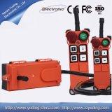 Long à télécommande industriel de la distance 120V de contrôle pour l'élévateur de grue