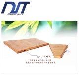 Scheda di taglio di bambù di alta qualità con il dispersore con il marchio su ordinazione