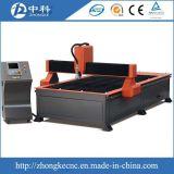 Máquina cortadora de aço CNC com potência de plasma 100A