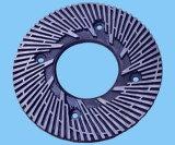 Pantalla de la presión de la salida para la industria del molino que reduce a pulpa