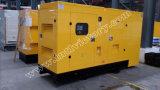 generatore diesel silenzioso eccellente 144kw/180kVA con il motore BRITANNICO Ce/CIQ/Soncap/ISO della Perkins