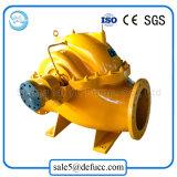 Насос горизонтального двигателя дизеля двустороннего всасывания 6 дюймов центробежный для поля