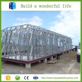 Oficina nova do projeto construída da construção de aço